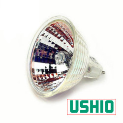 JCR/M6-20W Ushio 1000934 Light Bulb: 20 watt, 6 volt, MR11 halogen